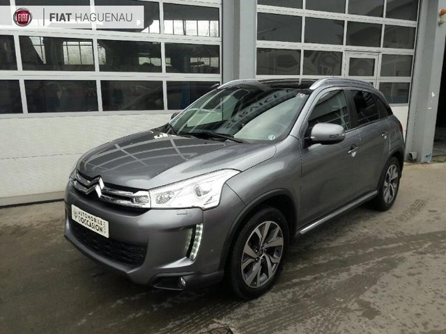 voiture occasion citroen c4 aircross reims peugeot reims. Black Bedroom Furniture Sets. Home Design Ideas