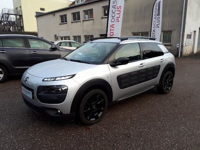 voiture occasion citroen c4 cactus nancy nissan nancy. Black Bedroom Furniture Sets. Home Design Ideas