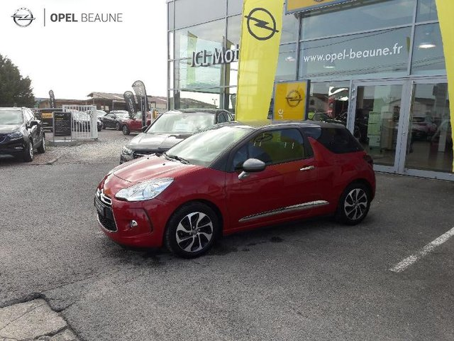 voiture occasion citroen ds3 colmar renault colmar. Black Bedroom Furniture Sets. Home Design Ideas