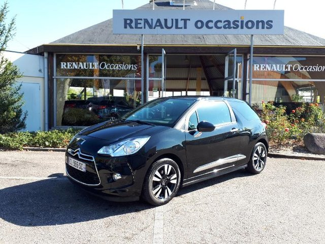 voiture occasion citroen ds3 reims peugeot reims. Black Bedroom Furniture Sets. Home Design Ideas