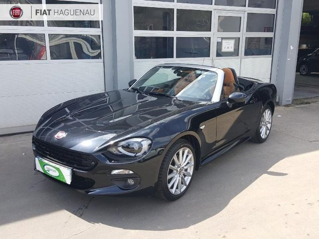 voiture occasion fiat 124 spider thionville toyota thionville. Black Bedroom Furniture Sets. Home Design Ideas