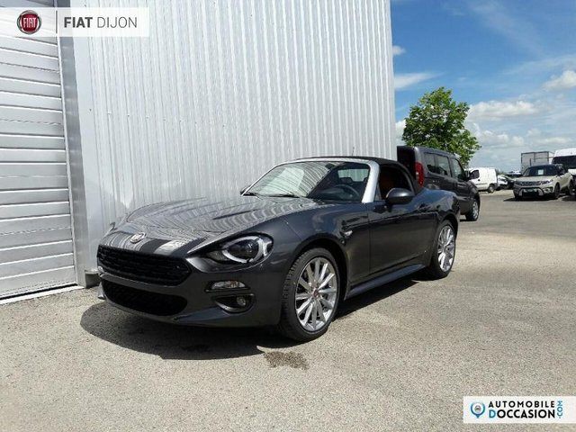 voiture occasion fiat 124 spider reims peugeot reims. Black Bedroom Furniture Sets. Home Design Ideas