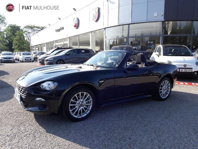 fiat 124 spider occasion 1 4 multiair 140ch s lestat hes2 vdel692jc. Black Bedroom Furniture Sets. Home Design Ideas