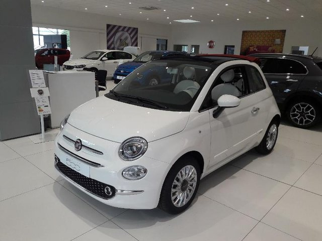 fiat 500c occasion achat 500 cabriolet d 39 occasion. Black Bedroom Furniture Sets. Home Design Ideas