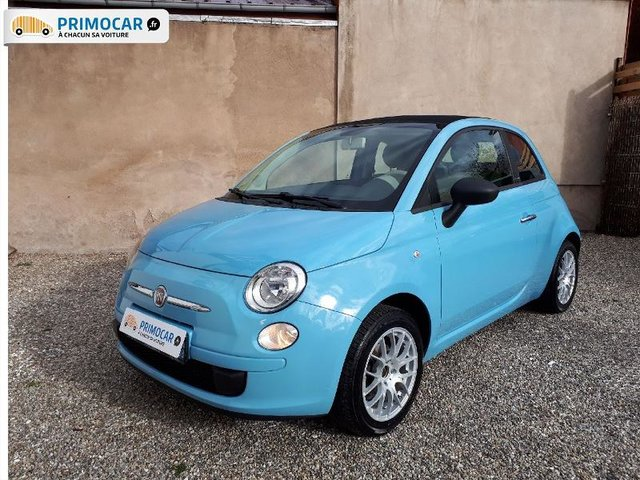fiat 500 0 9 8v twinair 85ch by diesel occasion pas cher primocar
