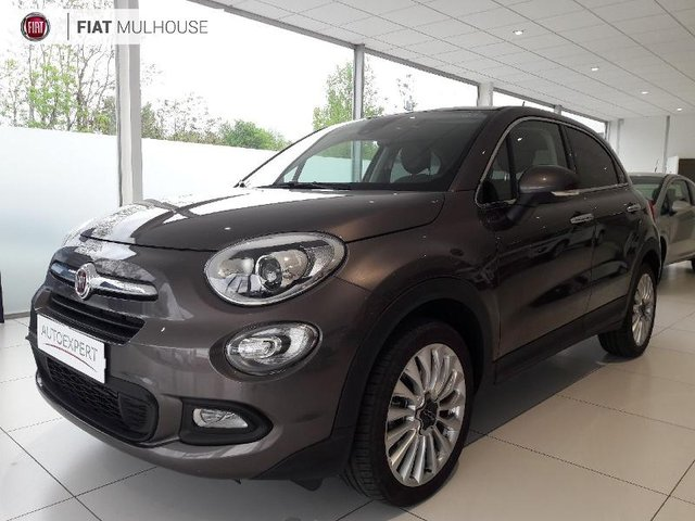 voiture fiat 500x occasion 1 6 multijet 16v 120ch lounge hes2 19344 mulhouse. Black Bedroom Furniture Sets. Home Design Ideas