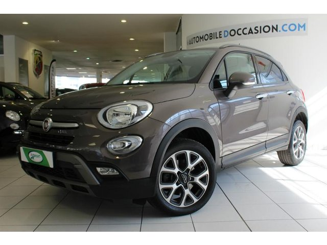 fiat 500x occasion 2 0 multijet 16v 140ch cross 4x4 at9 saint avold hes8 vd506258. Black Bedroom Furniture Sets. Home Design Ideas