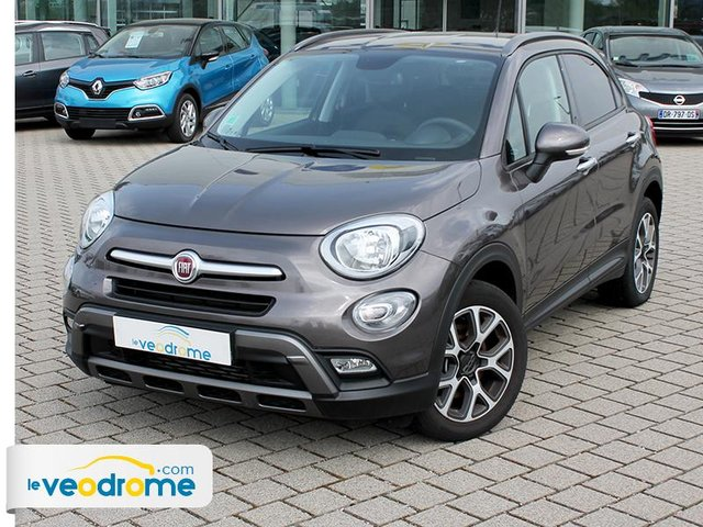 fiat 500x 1 6 multijet 16v 120ch cross occasion. Black Bedroom Furniture Sets. Home Design Ideas