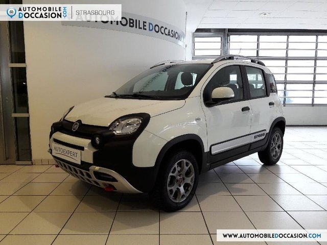 voiture occasion fiat panda 4x4 cross charleville peugeot charleville. Black Bedroom Furniture Sets. Home Design Ideas