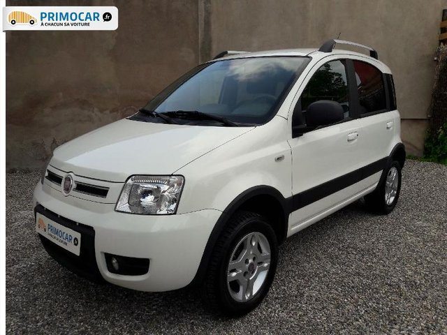 fiat panda 4x4 cross en occasion achat occasions fiat panda 4x4 cross automobiledoccasion. Black Bedroom Furniture Sets. Home Design Ideas