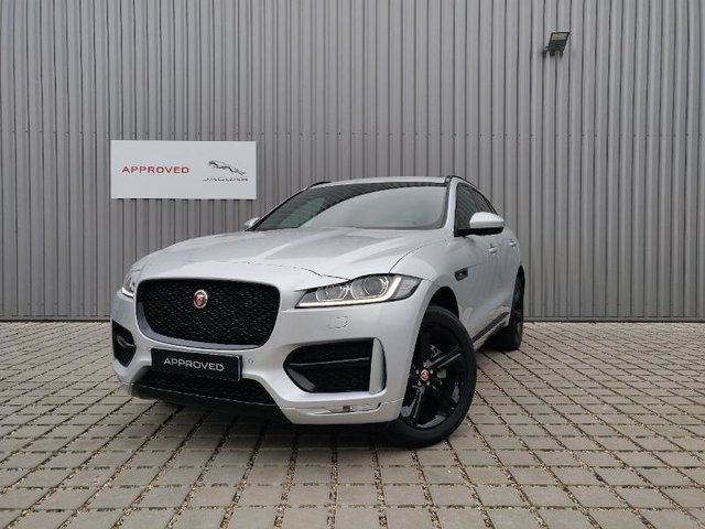 jaguar f pace occasion 2 0d 180ch r sport 4x4 bva8 nancy. Black Bedroom Furniture Sets. Home Design Ideas