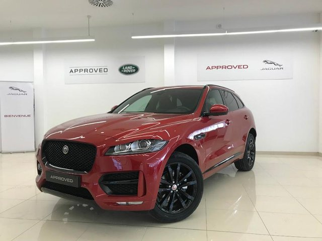 jaguar f pace 2018 en vente laxou 54 en stock achat 59 999 annonce n ja57c1 vn14153093. Black Bedroom Furniture Sets. Home Design Ideas