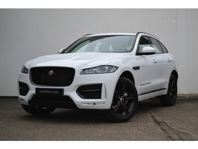 jaguar f pace occasion 2 0d 180ch r sport bva8 mulhouse hes9 vdjagnico2. Black Bedroom Furniture Sets. Home Design Ideas