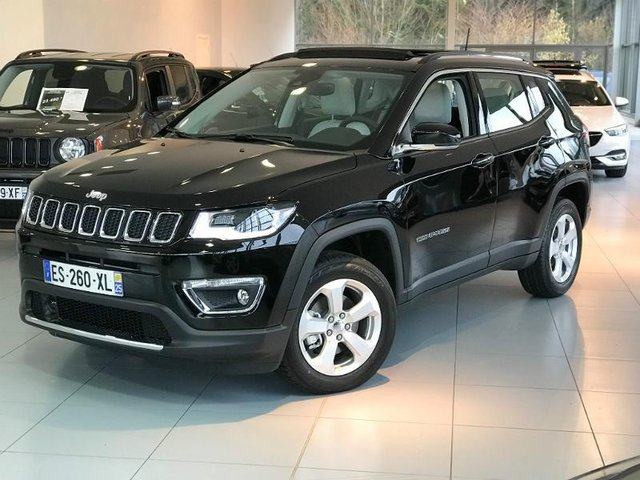 jeep compass occasion 2 0 mjt 170 limited 4x4 bva9 metz. Black Bedroom Furniture Sets. Home Design Ideas