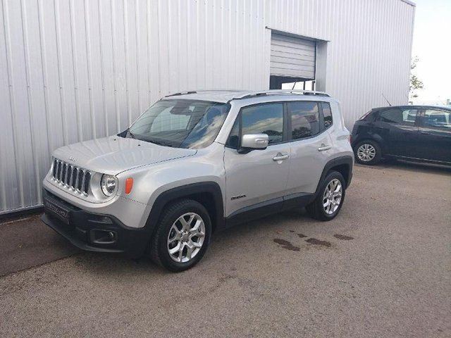 jeep renegade 1 6 multijet 120ch limited occasion he33 2018070. Black Bedroom Furniture Sets. Home Design Ideas