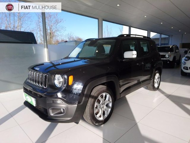jeep renegade occasion 1 4 multiair 140ch longitude business besancon hes2 19054. Black Bedroom Furniture Sets. Home Design Ideas