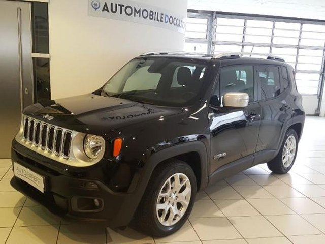 jeep renegade occasion 1 6 multijet 120ch limited bvrd6 reims hes8 805884. Black Bedroom Furniture Sets. Home Design Ideas