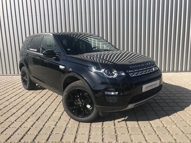 voiture occasion land rover discovery sport metz toyota metz. Black Bedroom Furniture Sets. Home Design Ideas