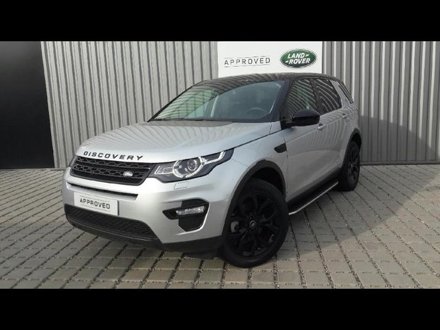 land rover discovery sport occasion td4 150ch awd se bva strasbourg ja57c1 vk17104. Black Bedroom Furniture Sets. Home Design Ideas