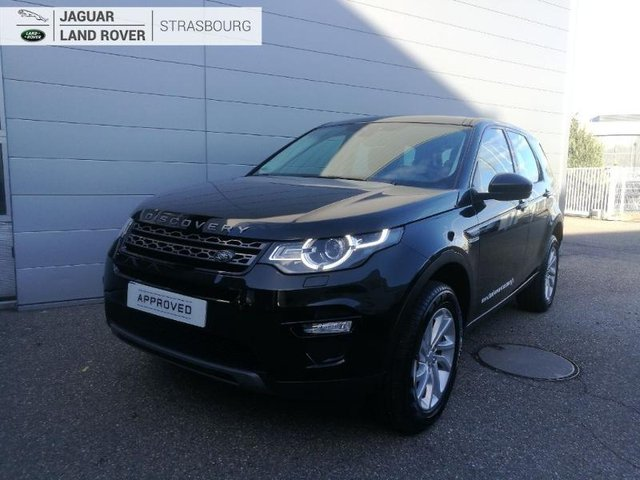 land rover discovery sport occasion 2 0 td4 150ch se awd bva mark iii metz ld67c1 13645150. Black Bedroom Furniture Sets. Home Design Ideas