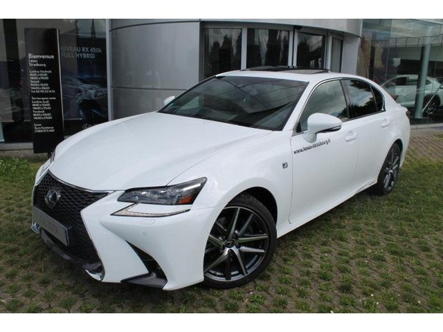 lexus gs occasion 300h f sport metz he23 vd683139. Black Bedroom Furniture Sets. Home Design Ideas