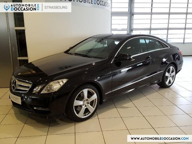 Voiture occasion mercedes benz classe e coupe reims peugeot reims - Mercedes e coupe occasion ...