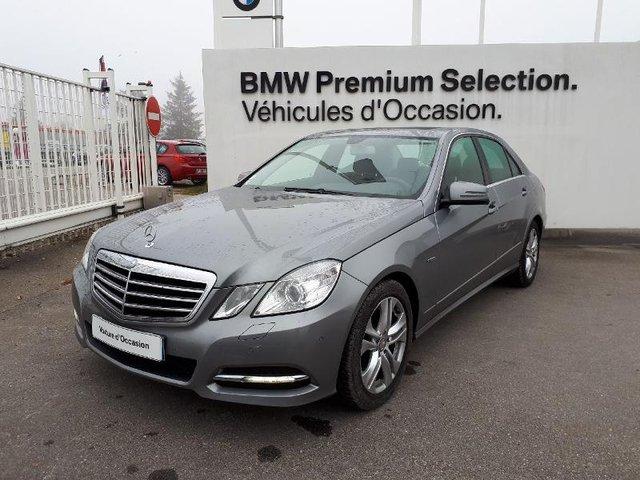 Mercedes Benz Classe E Occasion 220 Cdi Be Avantgarde Executive A