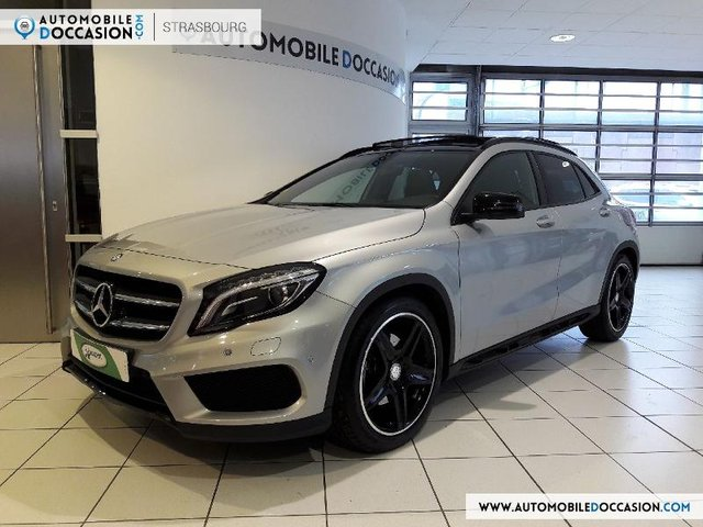 mercedes benz classe gla occasion 220 cdi fascination 7g dct metz hes8 804564. Black Bedroom Furniture Sets. Home Design Ideas