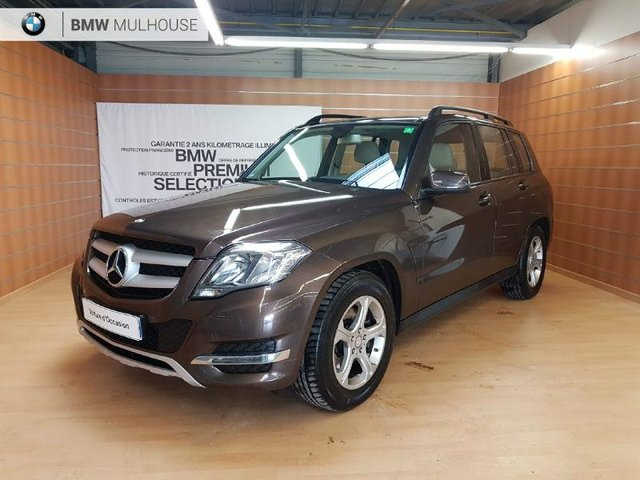 mercedes benz classe glk occasion 200 cdi 7gtronic metz bm68c2 vo5896. Black Bedroom Furniture Sets. Home Design Ideas