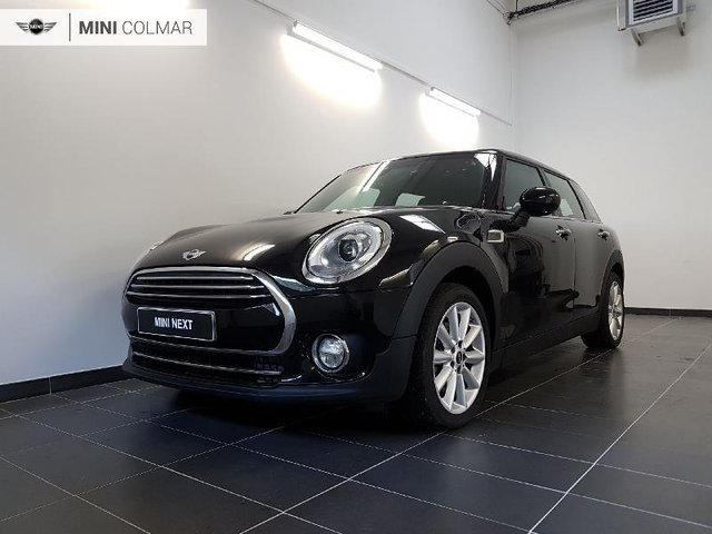 Mini Clubman Occasion Cooper D 150ch Red Hot Chili à Metz Bm68c1