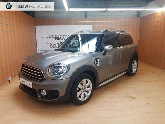 Mini Countryman Cooper D 150ch Red Hot Chili Bva Occasion Bm68c2