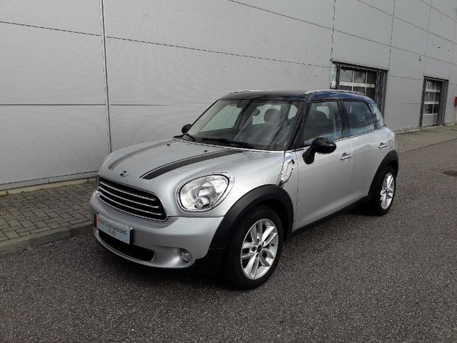 Voiture Occasion Mini Countryman Sedan Peugeot Sedan