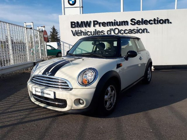 Voiture Occasion Mini Forbach Toyota Forbach