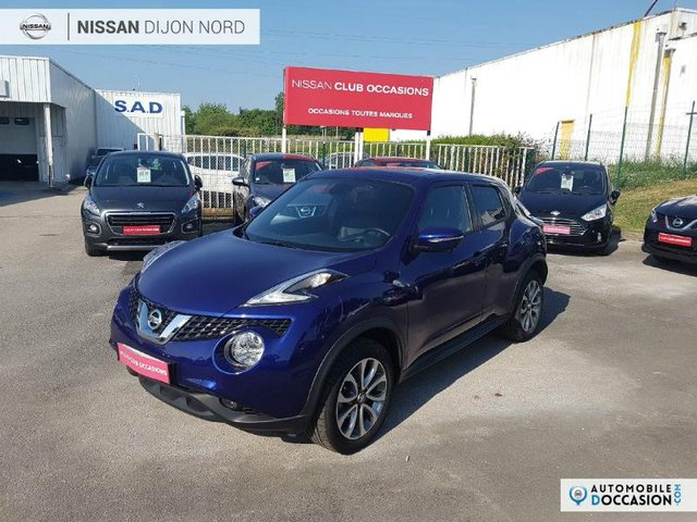 nissan juke occasion 1 5 dci 110ch tekna metz he17 17157. Black Bedroom Furniture Sets. Home Design Ideas