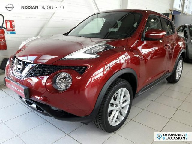 nissan juke occasion 1 5 dci 110ch n connecta nancy hy21c1 deal229603. Black Bedroom Furniture Sets. Home Design Ideas