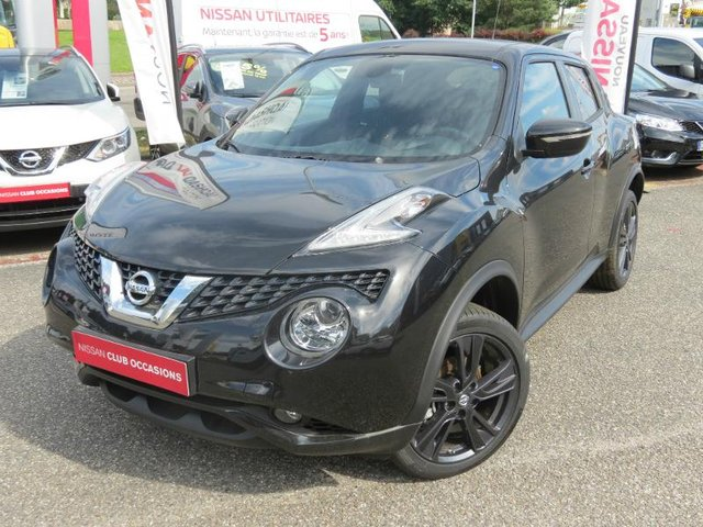nissan juke 1 5 dci 110ch n connecta occasion re57c4 vdfrn0789433. Black Bedroom Furniture Sets. Home Design Ideas