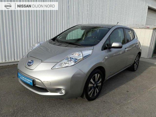 Nissan Leaf Occasion : nissan leaf occasion 109ch 30kwh tekna metz he17 leaf6 ~ Medecine-chirurgie-esthetiques.com Avis de Voitures