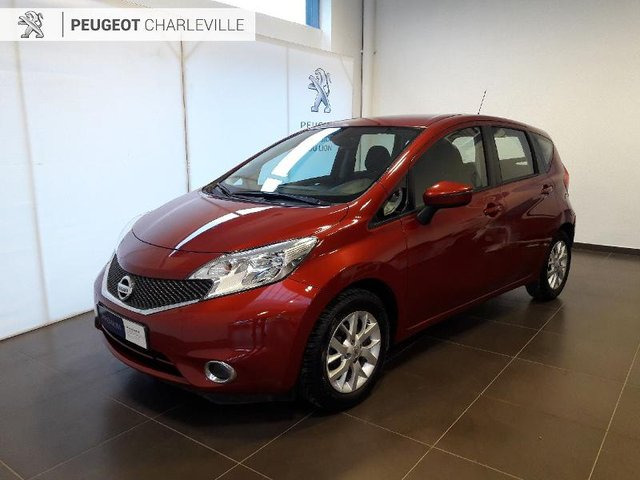 Nissan Note Occasion >> Voiture Occasion Nissan Note Thionville Toyota Thionville