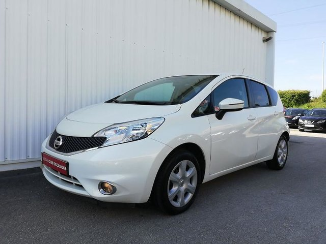 Nissan Note Occasion >> Voiture Occasion Nissan Note Hirson Peugeot Hirson