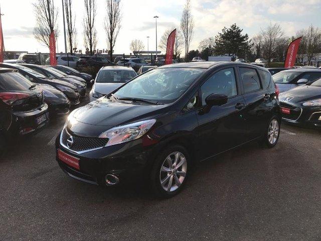 Nissan Note Occasion >> Voiture Occasion Nissan Note Metz Nissan Metz