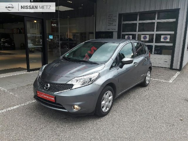 Nissan Note Occasion >> Voiture Occasion Nissan Note Dijon Hyundai Dijon