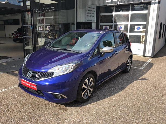 Nissan Note Occasion >> Nissan Note Occasion En Vente Chez Http Www Peugeot Charleville Fr