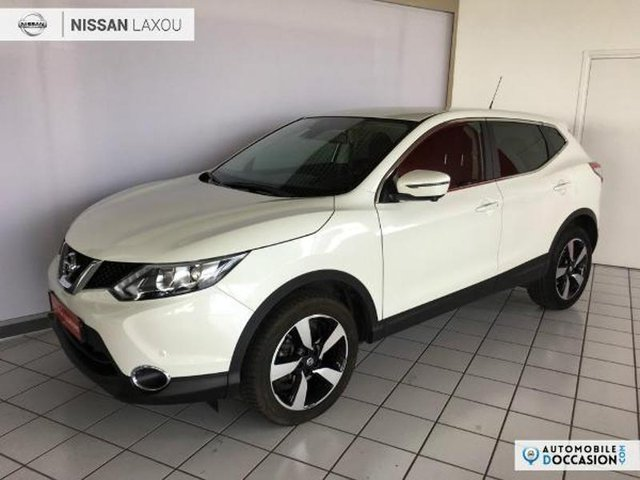 nissan qashqai occasion 1 5 dci 110ch connect edition. Black Bedroom Furniture Sets. Home Design Ideas