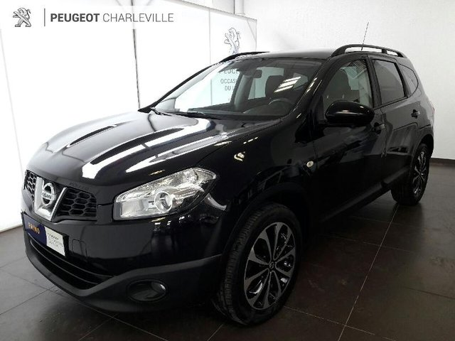 voiture occasion nissan qashqai 2 reims peugeot reims. Black Bedroom Furniture Sets. Home Design Ideas