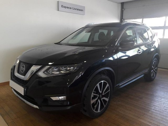nissan x trail occasion 1 6 dci 130ch tekna all mode 4x4 i. Black Bedroom Furniture Sets. Home Design Ideas