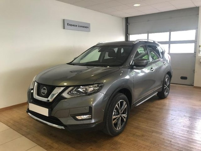 nissan x trail occasion 1 6 dci 130ch n connecta all mode 4x4 i euro6 7 places dijon jn25c1. Black Bedroom Furniture Sets. Home Design Ideas