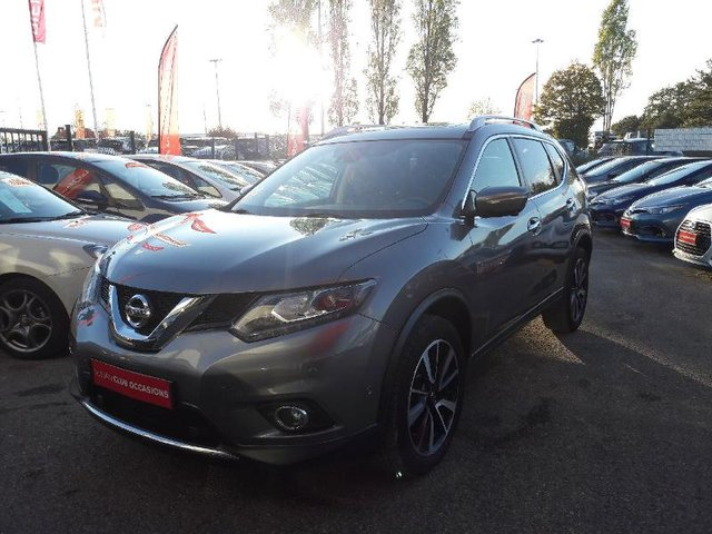 voiture occasion nissan x trail beaune opel beaune. Black Bedroom Furniture Sets. Home Design Ideas
