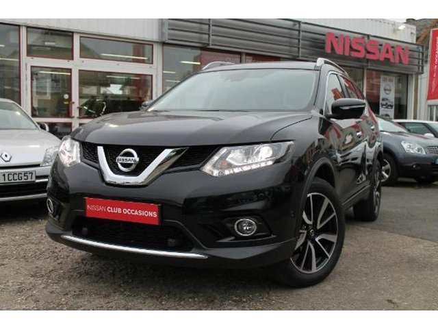 nissan x trail occasion 1 6 dci 130ch tekna euro6. Black Bedroom Furniture Sets. Home Design Ideas