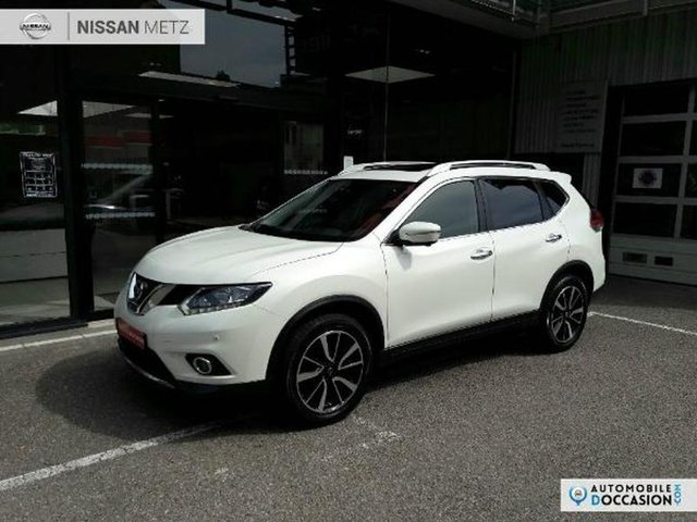 nissan x trail occasion 2 0 dci 177ch tekna all mode 4x4 i. Black Bedroom Furniture Sets. Home Design Ideas