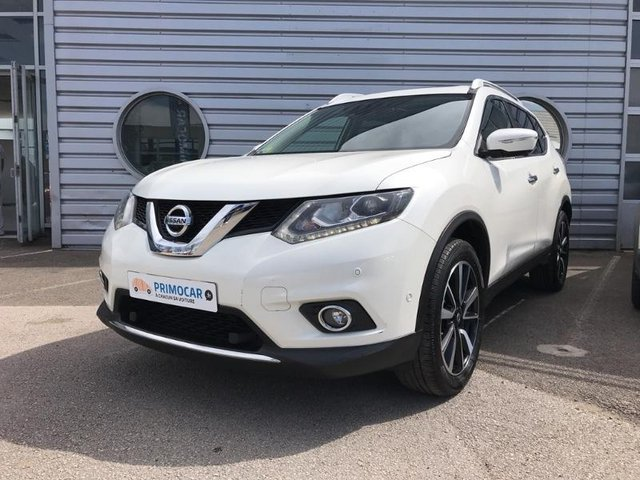 nissan x trail 1 6 dci 130ch tekna all mode 4x4 i occasion pas cher primocar. Black Bedroom Furniture Sets. Home Design Ideas